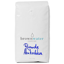 Rwanda Abakundakawa by Brown Water Coffee