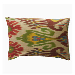 Ikat Pillow by Bly