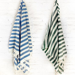 Bath Towel by Kara Weaves of Kerala