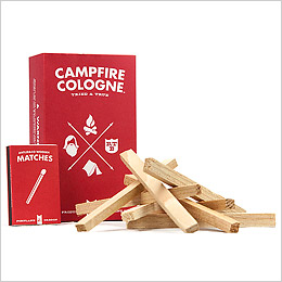 Campfire Cologne for Shop Good