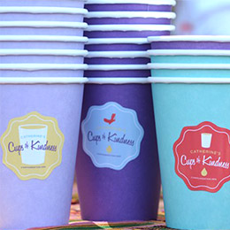 Make Nice Mission: Cups Of Kindness