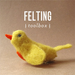 TOOLBOX: Needle Felting