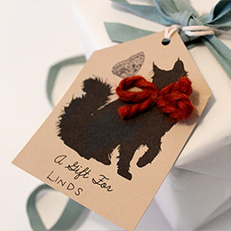 Make It! Animal Lover Gift Tags