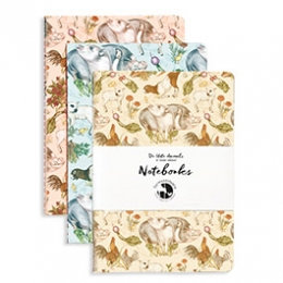 3-Piece Notebook Set